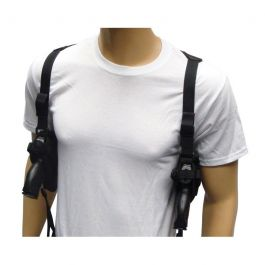 Dual Pistol Shoulder Holster