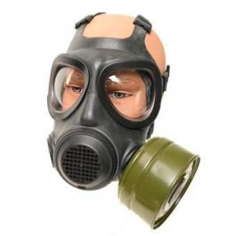 Forsheda A4 Gas Mask With Filter