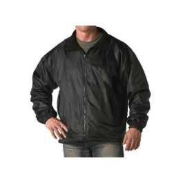 Reversible Fleece-Lined Nylon Jacket
