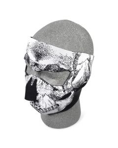 Skulls Neoprene Thermal Face Mask