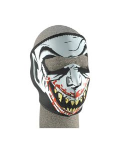 Vampire Glow in the Dark Neoprene Thermal Face Mask
