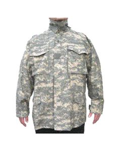 ACU Army Digital M65 FIeld Jacket With Liner