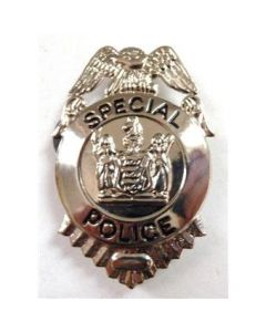 Special Police Badge - Small
