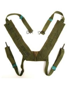 Vietnam M-1956 H Suspenders X-Long