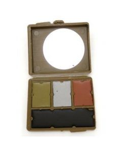 2 Pack of Woodland Camo Face Paint