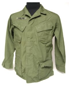 Vietnam Tropical Combat Jacket 3rd Pattern (Used)