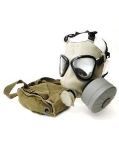 M9A1 Gas Mask and Bag