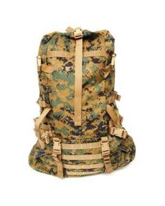 GI USMC MOLLE Gen II ILBE Main Pack MARPAT - Partial Pack