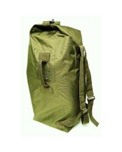 Two Strap Nylon Duffle Bag