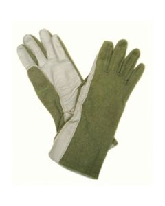 2 Pack Of IRR Nomex Flyer's Gloves Sage Green