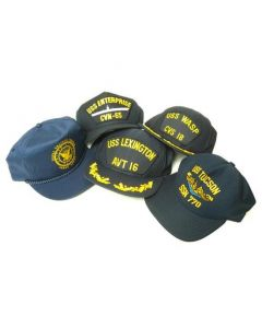 Mystery Navy Hat 5 Pack