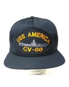 US Navy USS America Hat