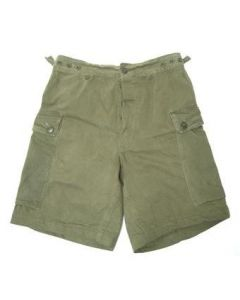 Vintage Dutch Military Shorts