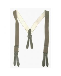 3 Pack of European Trouser Suspenders