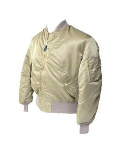 MA-1 Jacket Gold US Made