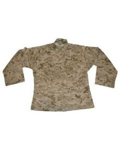USMC Desert Digital Jacket Made in USA