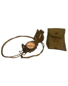 GI Issue Compass & Pouch Combo