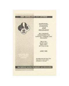 Survival,Evasion and Recovery/JUNE 1999/FM 21-76-1