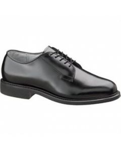 Men's Bates Leather Uniform Oxford Shoes