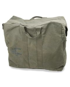 Used Canvas GI Flyer's Kit Bag