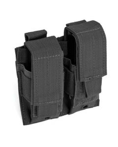 Nylon Double Pistol Mag Pouch