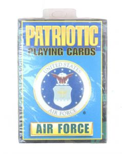 Air Force Patriotic Playing Cards
