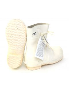 GI White Extreme Cold Canadian Mickey Mouse Boots