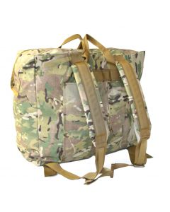 US Made Multicam Kit Bag with Shoulder Straps