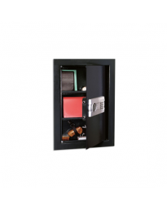 Stack-On Wall Safe with Electronic Lock