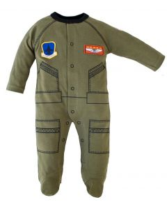Infant Flight Suit Onesie