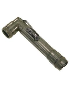 Small Angle Head Flashlight