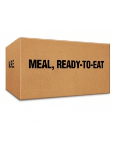 Case of 12 Military Grade MRE Meals