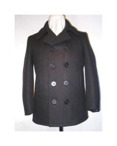 Classic Peacoat Made in USA