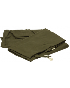 Used GI Shelter Half Canvas Only