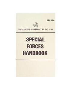 Special Forces Handbook/ST31-180