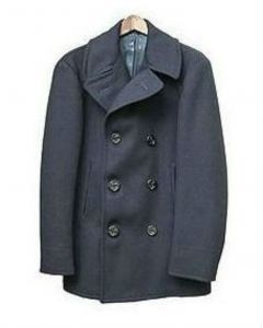 GI USN Genuine Peacoat Near New