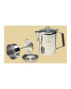 Stainless Steel 9 Cup Percolator