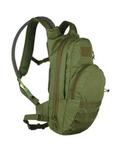 Compact Modular Hydration Backpack