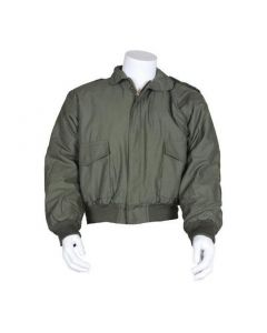 Military Style M90 Pilot Jacket with Liner