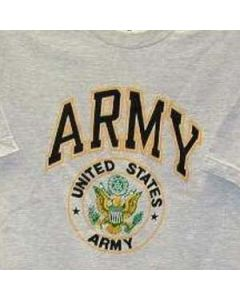 Army T-Shirt with Large Logo