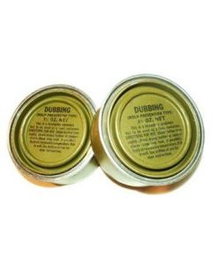 2 Pack of WWII GI Shoe Dubbing