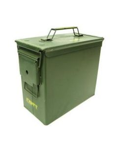 GI Used Tall .50 Cal Ammo Can