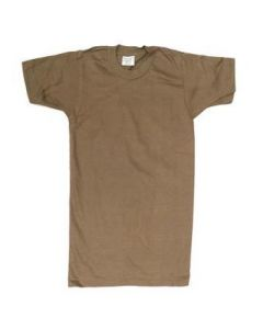 Solid Brown T-Shirt