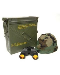 GI 30 Cartridge Slim 25mm Ammo Can