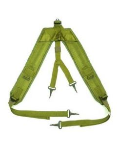 GI Nylon Y-Type Suspenders (New and Used)