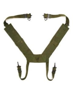 Vietnam M-1956 H Suspenders Long