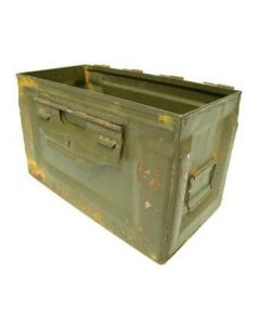 GI WWII .50 Cal Ammo Can (No Lid)