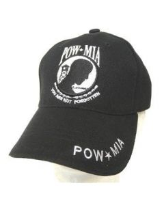 POW MIA You Are Not Forgotten Hat