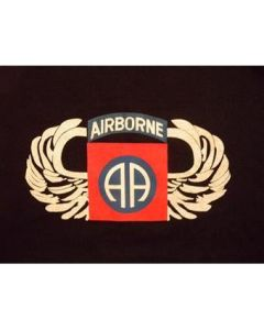 82nd Airborne With Wings T-Shirt