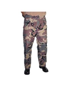 ECWS Waterproof Overpants (Woodland Camouflage)